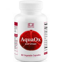 АкваОкс-является общеукрепляющим средством;предупреждает развитие атеросклероза;обеспечивает активную работосп