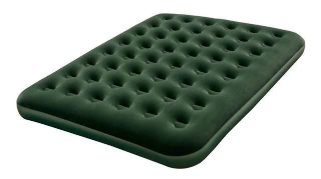 Надувная кровать, покрытая флоком Bestway Comfort Quest 67448
