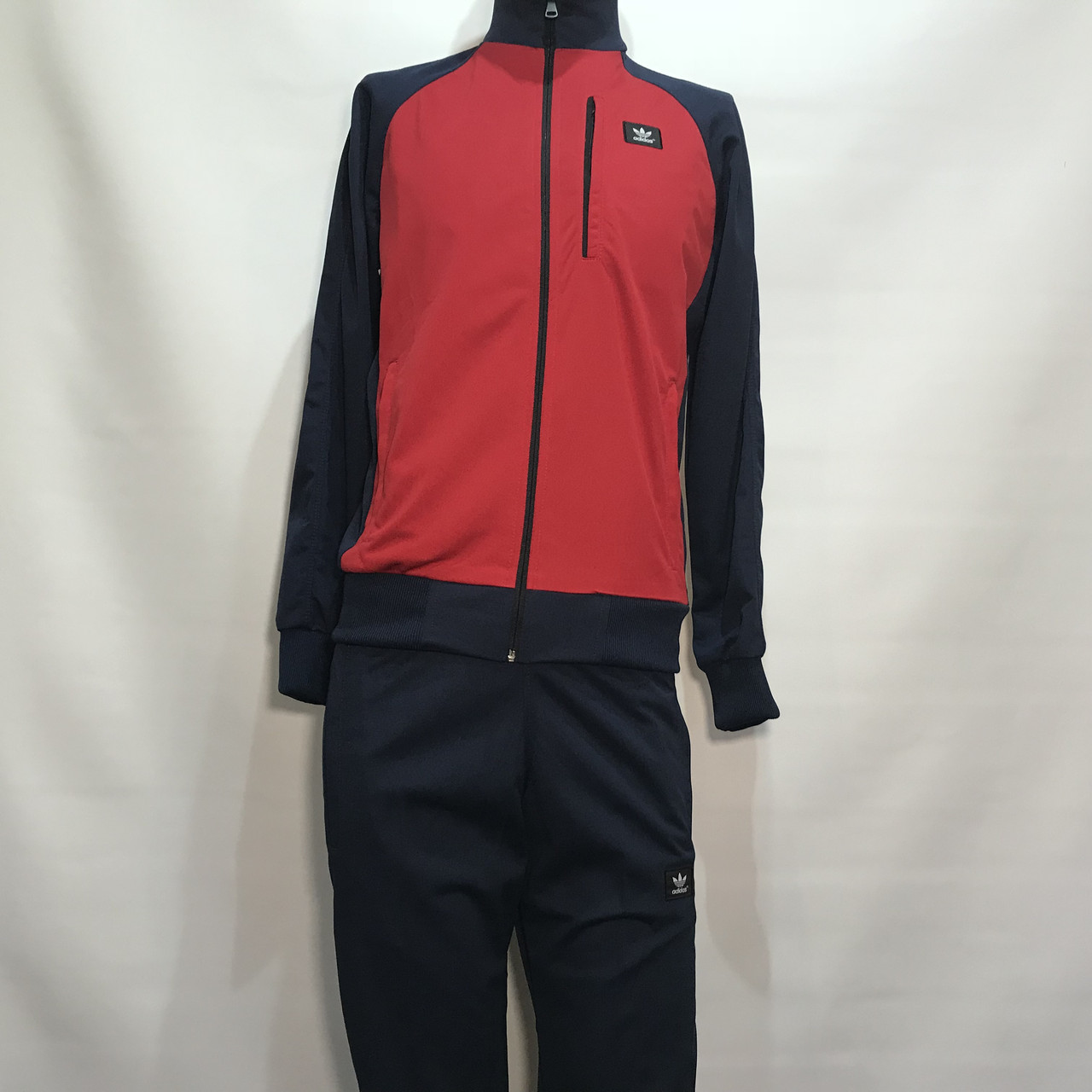 Мужской спортивный костюм Adidas / трикотажный