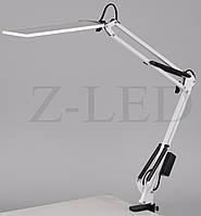 Настольная светодиодная лампа белая 10 Вт
