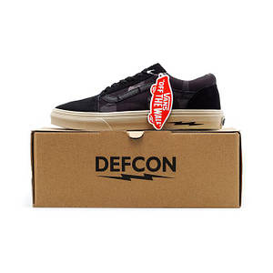 Кеды женские Vans Old Skool Defcon VO-297