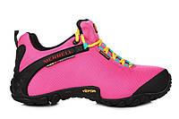 Женские кроссовки Merrell Continuum Goretex Pink Black W