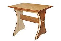 Кухонный раскладной стол Султан. Обеденный стол в кухню.