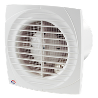 Бытовой вытяжной вентилятор Вентс 100 ДТ Турбо