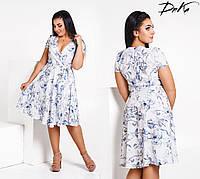 Платье женское большие размеры /д4125, фото 1