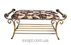 """Кованый диван """"Софа"""" (110х40 см)"""