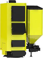 Промышленный пеллетный котел отопления Kronas (Кронас) Combi 125