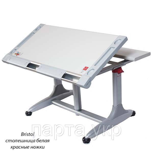 Письменный стол  BRISTOL KD-338WR, столешня белая