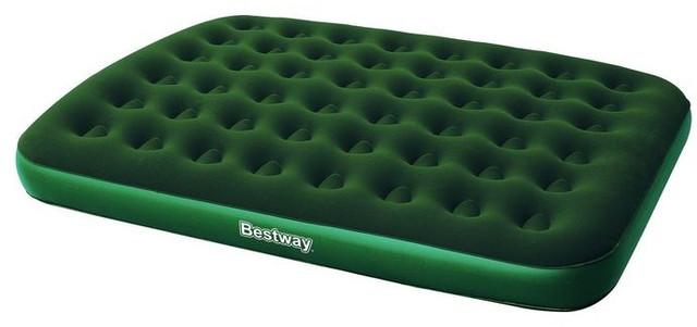 Надувная кровать, покрытая флоком Bestway Comfort Quest 67449