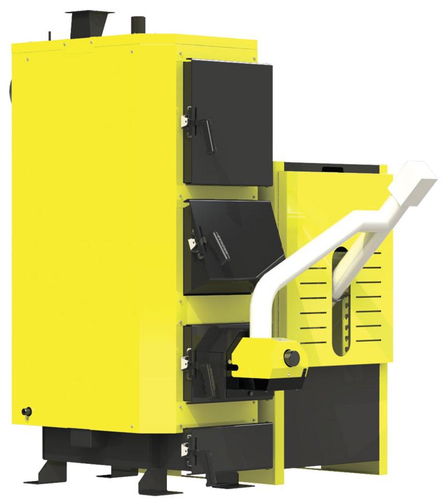 Промышленный пеллетный котел отопления с автоматической подачей Kronas (Кронас пелетс) Pellets 98 Oxi Ceramik