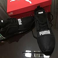 Оригинальные кроссовки Puma IGnite Limitless (  красный, черный ) артикул 189495 - 01