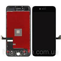 Дисплейный модуль (дисплей + сенсор) для iPhone 8, черный, оригинал (orig)
