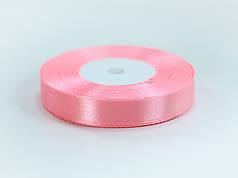 Лента атласная 10 мм нежно-розовая