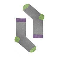 Мужские носки серого цвета SPY украинского производства