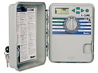 Таймер подачи воды для автоматического полива Hunter X-CORE 401 - E (4 зоны, наружный)