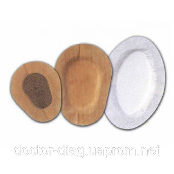 Пластырь-повязка для глаз Eyepad 5,7х8,2cм, взрослый, Betasan (Турция)