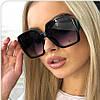 Женские солнцезащитные очки Yves Saint Laurent 2019 прозрачная оправа