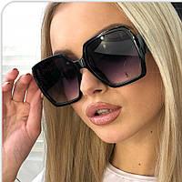 Женские солнцезащитные очки Yves Saint Laurent 2019 прозрачная оправа, фото 1