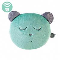 Myhummy - успокаивающая музыкальная мягкая игрушка с белым шумом. Браслет мятный