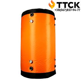 Аккумулятор тепла для системы водяного отопления ДТМ объёмом 680 л