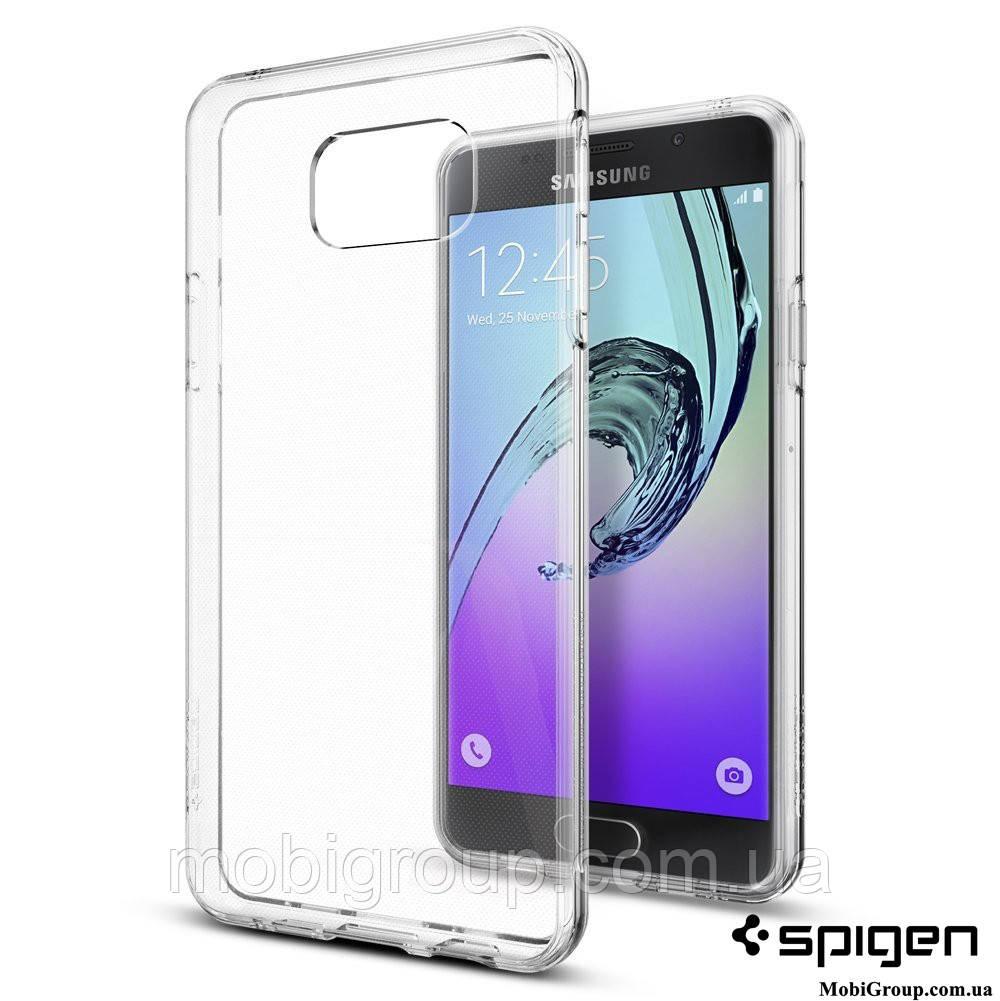Чехол Spigen для Samsung A3 (2016) Liquid Crystal , фото 1