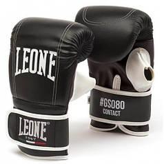 Снарядные перчатки Leone Contact Black M