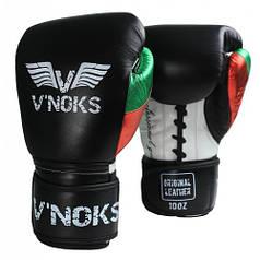 Боксерські рукавички V'Noks Mex Pro Training 8 ун.