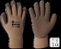 Перчатки защитные GRIZZLY латекс, размер 10, RWG10