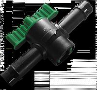 Миникран линейный. Соединитель для трубки 13мм (1 шт), DSA-4413