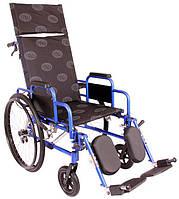 Инвалидная коляска с откидывающейся спинкой OSD Millenium Recliner , фото 1