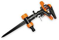 ECO LINE Ороситель пульсирующий, пластиковый, на колышке, ECO-TS1004