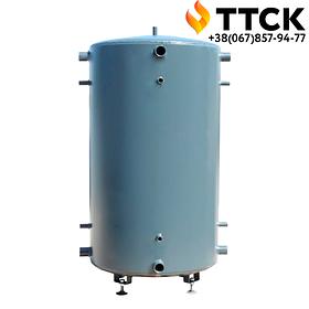 Тепловой аккумулятор для системы водяного отопления ДТМ объёмом 900 л
