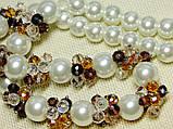 Ожерелье с кристалами , фото 3