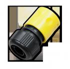 "REGEN MEISTER Коннектор для шланга 1/2"" STANDARD-YELLOW, RM326"