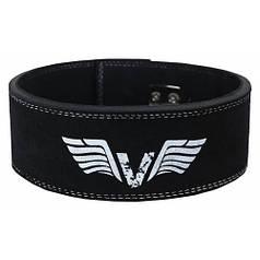 Пояс для важкої атлетики VNK Leather Pro S