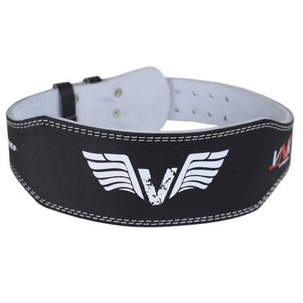 Пояс для тяжелой атлетики VNK Leather L, фото 2