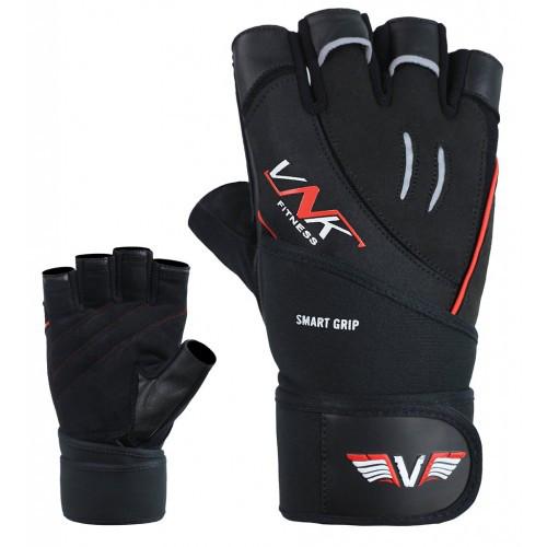 Перчатки для фитнеса VNK Power Black M