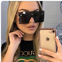 PRADA женские брендовые очки 2018,цвет чёрный, фото 1