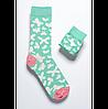 Квітковий набір шкарпеток Spring box, фото 3