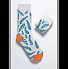 Квітковий набір шкарпеток Spring box, фото 4