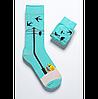 Квітковий набір шкарпеток Spring box, фото 6