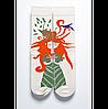 Квітковий набір шкарпеток Spring box, фото 7