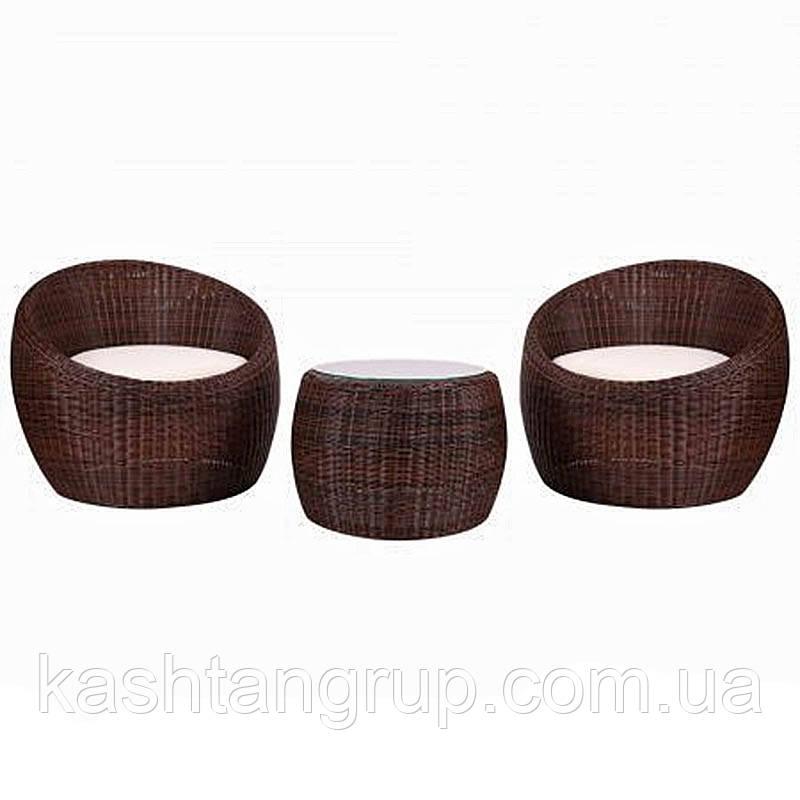 Комплект мебели Domingo из ротанга Elit