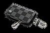 Ключниця Carss з логотипом BMW 12013 карбон сірий, фото 2