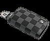 Ключниця Carss з логотипом BMW 12013 карбон сірий, фото 3