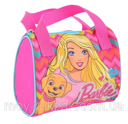 """Сумка детская """"1 Вересня"""" Barbie, 555074, фото 2"""