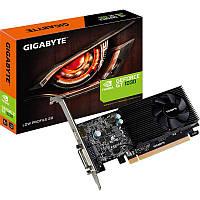 Видеокарта GF GT 1030 2Gb GDDR5 Low Profile Gigabyte (GV-N1030D5-2GL)