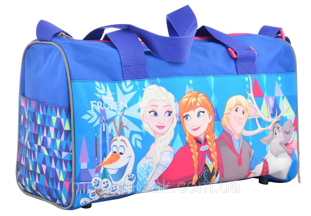 """Сумка детская спортивная """"1 Вересня"""" Frozen, 554725"""