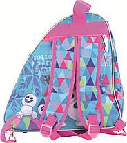 """Рюкзак - сумка для коньков """"1 Вересня"""" Frozen, 555352, фото 3"""