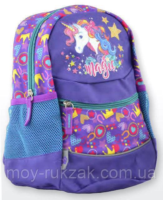 """Рюкзак детский """"YES"""" K-20 Unicorn, 555500"""